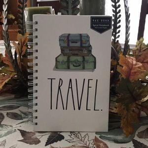Rae Dunn Spiral Notebook 📒